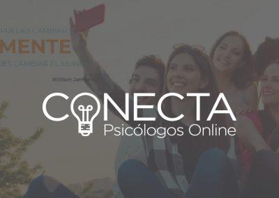 Conecta Psicólogos Online
